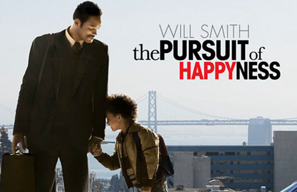The Persuit of Happyness - Movie